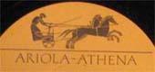 Logo des Labels Ariola-Athena