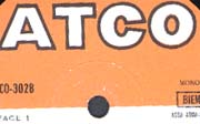 Logo des Labels Atco