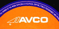 Logo des Labels Avco
