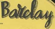 Logo des Labels Barclay