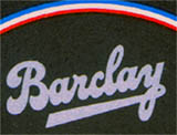 Logo des Labels Barclay