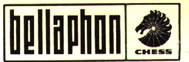 Logo des Labels Bellaphon Chess