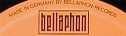Logo des Labels Bellaphon