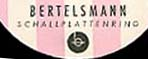 Logo des Labels Bertelsmann Schallplattenring