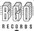 Logo des Labels BGO Records