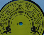 Logo des Labels Black Lion Records