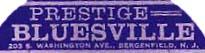 Logo des Labels Prestige / Bluesville