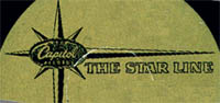 Logo des Labels Capitol  Star Line