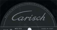 Logo des Labels Carisch