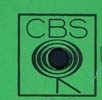 Logo des Labels CBS