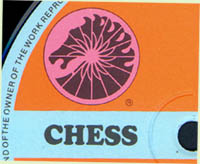 Logo des Labels Chess