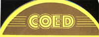 Logo des Labels Coed