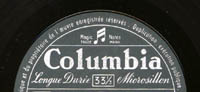 Logo des Labels Columbia (F)