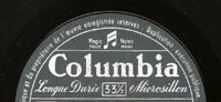 Logo des Labels Columbia (F)