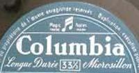 Logo des Labels Columbia