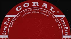 Logo des Labels Coral