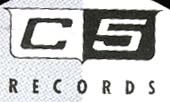 Logo des Labels CS Records