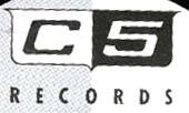 Logo des Labels CS Records