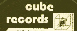 Logo des Labels Cube Records