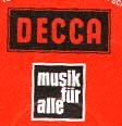 Logo des Labels musik für alle Decca