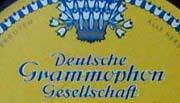 Logo des Labels Deutsche Grammophon Gesellschaft
