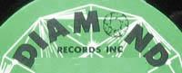 Logo des Labels Diamod Records