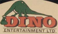 Logo des Labels Dino entertainment
