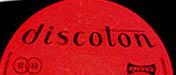 Logo des Labels Discoton