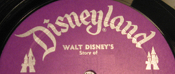 Logo des Labels Disneyland
