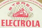 Logo des Labels Electrola