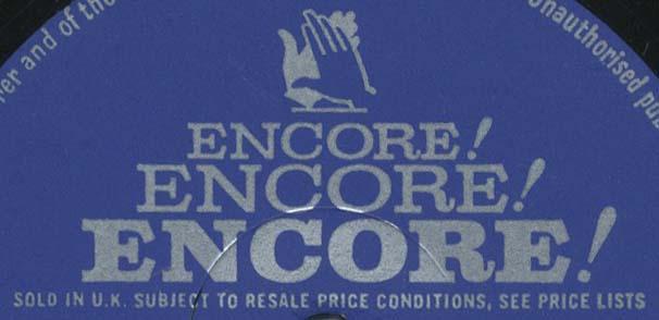Logo des Labels Encore