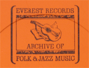Logo des Labels Everest Records