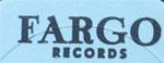 Logo des Labels FARGO Records