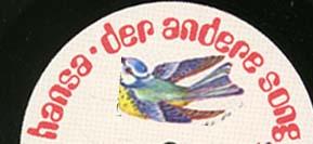 Logo des Labels Hansa Der andere Song