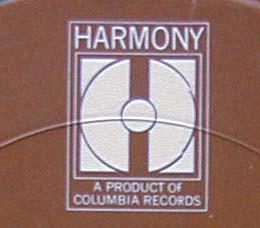 Logo des Labels Harmony