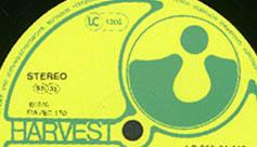 Logo des Labels (EMI) Harvest