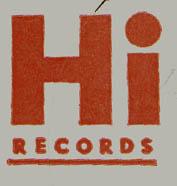 Logo des Labels HI Records