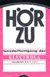 Logo des Labels Hör zu Electrola