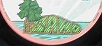Logo des Labels Island