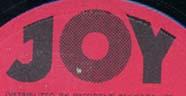 Logo des Labels JOY