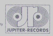 Logo des Labels Jupiter Records