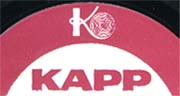 Logo des Labels Kapp Records