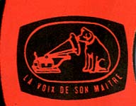 Logo des Labels La voix de son maitre