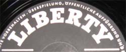 Logo des Labels Liberty