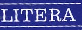 Logo des Labels litera