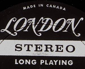 Logo des Labels London (Ca)