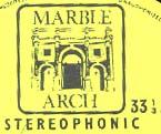 Logo des Labels Marble Arch