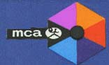 Logo des Labels MCA