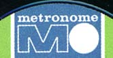 Logo des Labels Metronome