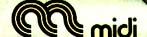 Logo des Labels Midi